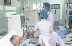 Bệnh viện đầu tiên của Việt Nam đạt ISO về chạy thận nhân tạo