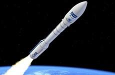 Tên lửa Vega của châu Âu rơi xuống biển khi đưa vệ tinh lên quỹ đạo