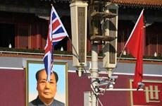 Đại sứ quán Anh thông báo 4 công dân bị bắt giữ tại Trung Quốc