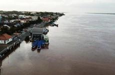 Thái Lan thúc đẩy dự án lấy nước sông Mekong để chống hạn