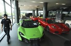 Thái Lan sẽ cấm nhập khẩu xe ôtô cũ vào cuối năm nay