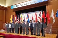 Thúc đẩy nền kinh tế tự do và rộng mở ở khu vực Đông Á