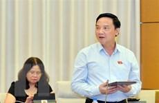 Đề nghị giữ nguyên hai Phó Chủ tịch Hội đồng Nhân dân cấp tỉnh