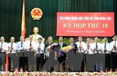 Ông Trần Tiến Hưng được bầu làm Chủ tịch Ủy ban Nhân dân tỉnh Hà Tĩnh