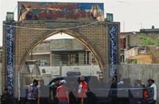 Đánh bom liều chết ở Iraq, hàng chục người thương vong