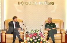 Việt Nam-Hoa Kỳ thúc đẩy hợp tác khắc phục hậu quả chất độc hóa học