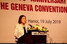 Kỷ niệm 70 năm thông qua 4 Công ước về Luật Nhân đạo quốc tế