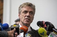 Đại sứ Đức trở lại Venezuela sau bốn tháng bị trục xuất