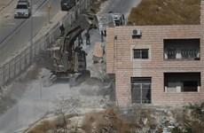 LHQ lên án Israel phá dỡ nhà của người dân Palestine tại Jerusalem