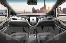 Hãng chế tạo ôtô GM lùi thời hạn giới thiệu taxi tự lái