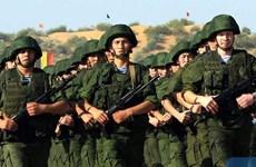 Quân đội Nga và Pakistan nhất trí tổ chức diễn tập chung