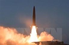Nhật Bản: Hai vật thể bay mới của Triều Tiên khó đánh chặn