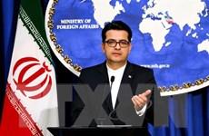 Bộ Ngoại giao Iran nêu khả năng tiến hành đàm phán với Mỹ