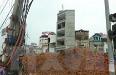Hà Nội xử lý nghiêm vi phạm trật tự xây dựng, đô thị