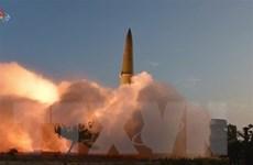 Hàn Quốc quan ngại ''sâu sắc'' về vụ phóng tên lửa của Triều Tiên