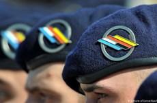 Pháp đề xuất 12 giải pháp tăng cường lĩnh vực quốc phòng châu Âu