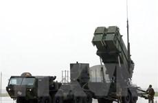 Đức nâng cấp hệ thống phòng thủ tên lửa và phòng không Patriot