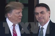 Mỹ nâng vị thế của Brazil thành đồng minh quân sự