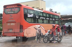 Vụ tai nạn tại Gia Lai: 1 nạn nhân bị thương nặng đã qua cơn nguy kịch