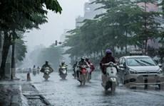 Từ Bắc Bộ đến Thanh Hóa mưa to, đã có một người chết do bão số 3