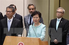 Lãnh đạo Hong Kong cam kết kiên nhẫn lắng nghe tiếng nói thanh niên