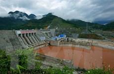 Lễ công bố Thủy điện Lai Châu là công trình quan trọng đến an ninh