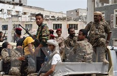 Yemen: Lực lượng miền Nam sẵn sàng tham gia cuộc tiếp xúc hòa giải