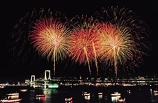 Nhật Bản điều chỉnh lịch nhiều lễ hội pháo hoa để dồn lực cho Olympic