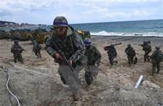 Hàn Quốc triển khai nhóm binh sỹ mới tới Vịnh Aden