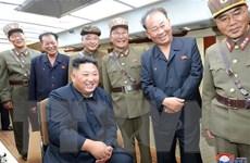 Lãnh đạo Triều Tiên thăng quân hàm cho các nhà khoa học