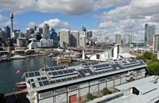 Bảo tàng Hàng hải Australia lắp tấm pin năng lượng Mặt Trời siêu nhẹ