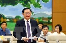 Phó Thủ tướng Vương Đình Huệ: Đê cao có thể vỡ vì tổ mối nhỏ