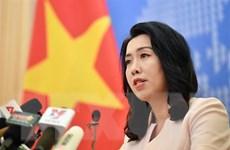 Yêu cầu Trung Quốc rút Tàu Hải Dương 8 ra khỏi vùng biển Việt Nam