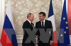 Tổng thống Nga Vladimir Putin lên đường thăm chính thức Pháp