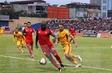 Đội hình ''sứt mẻ'' khiến đội bóng Thanh Hóa thua trước Hải Phòng