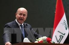 Tổng thống Iraq Barham Salih kêu gọi Mỹ và Iran giảm căng thẳng