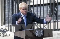 Thủ tướng Anh Johnson đề nghị EU bỏ kế hoạch ''chốt chặn''