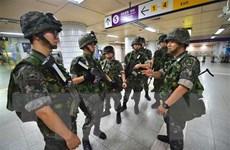 Quân đội Hàn Quốc và Mỹ kết thúc tập trận theo kế hoạch