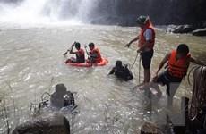 Gia Lai: Tìm thấy thi thể ba nạn nhân đuối nước khi đi chơi thác