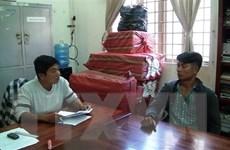Tây Ninh: Điều tra các đối tượng tàng trữ 10.000 bao thuốc lá nhập lậu