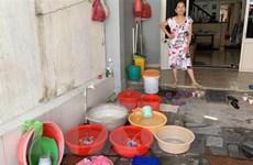 Khẩn trương ''giải khát'' cho người dân Đà Nẵng trong mùa khô