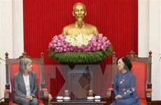 Việt Nam cam kết luôn đồng hành cùng Tổ chức lao động quốc tế