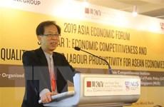 'Việt Nam cần tận dụng lợi thế nguồn vốn lớn đầu tư nước ngoài'