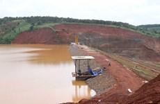 Đắk Nông khắc phục sự cố rò rỉ tại hồ thủy lợi ở huyện Đắk Song