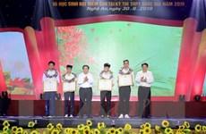 Nghệ An: Truyền lửa tinh thần hiếu học của học sinh xứ Nghệ