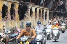 Vụ cháy Rạng Đông: Kết quả xét nghiệm 11 người trong ngưỡng an toàn