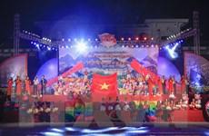 Chương trình nghệ thuật ''Sáng mãi tên người Hồ Chí Minh''