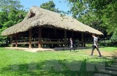 Gần 500.000 lượt khách về thăm Khu di tích lịch sử đặc biệt Tân Trào