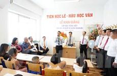 Lan tỏa phong trào học tiếng Việt tại Cộng hòa Séc