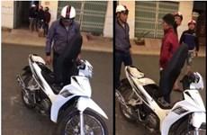 Bình Phước: Xử phạt ba đối tượng giả danh công an chặn xe người dân